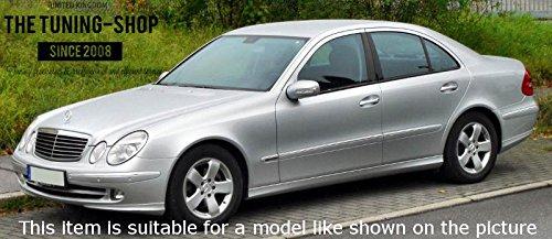 Per Mercedes W211/E-Class 2003/ /06/automatic Gear ghetta e cover per pomello del cambio in pelle colore beige