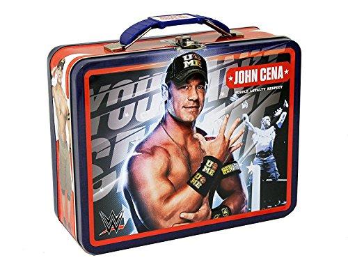 WWE John Cena Tin Lunch Box by WWE