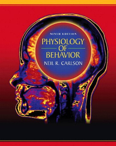 Physiology of Behavior with MyPsychKit (9th Edition)