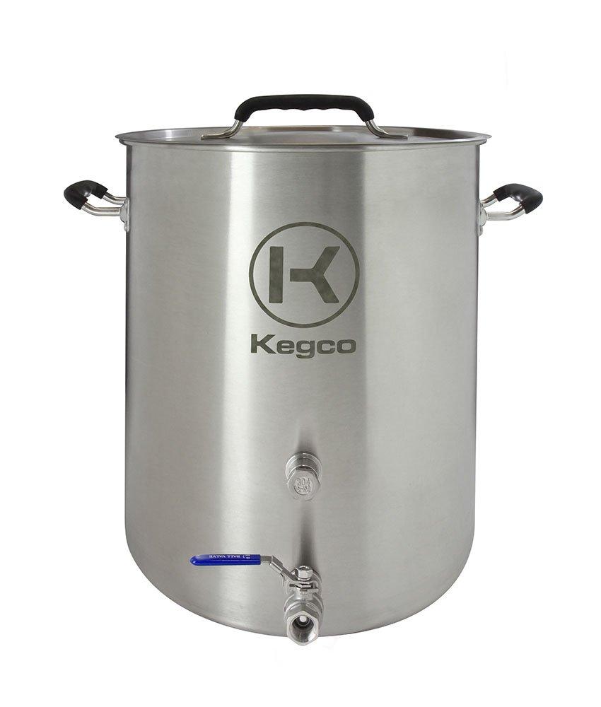 Kegco BF XBK8-P2 Brew Kettle by Kegco