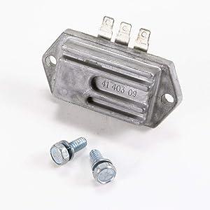 Kohler 25-755-03-S Lawn & Garden Equipment Engine Voltage Regulator Genuine Original Equipment Manufacturer (OEM) Part