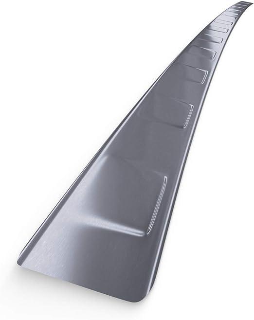 mate 5902538654173 plata Protector de acero de parachoques