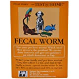 Perfect Pet Test at Home Fecal worm Test Kit for all Pets