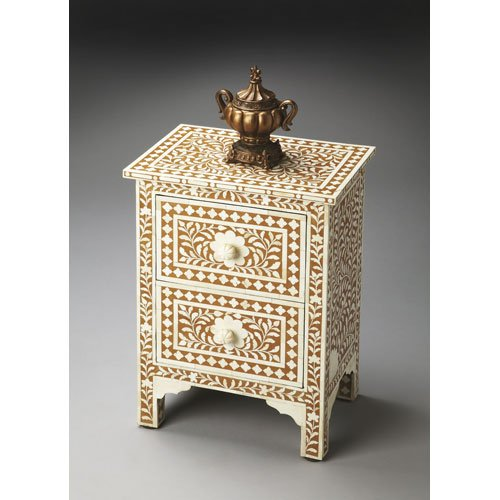 Heritage 2 Drawer Accent Chest ()
