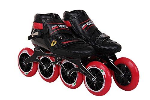 Ferrari Speed Skate, Black, Size 44