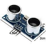 Ultrasonic Distance Measuring Sensor HC-SR04 Module for Arduino