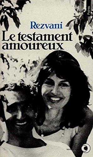 [Best] Le Testament amoureux TXT