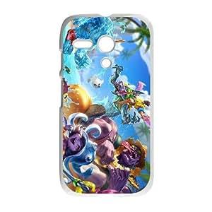 League of Legends(LOL) Dr. Mundo Motorola G Cell Phone Case White DIY Gift pxf005-3587944