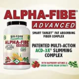 Alpha-Fibe Advanced ACD-3X Smart Weight Loss Complex (180 Fast-Acting Capsules) by Bio-Form