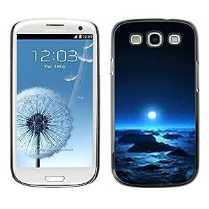 SKCASE Center / Funda Carcasa - Vida Winter Universo Espacio;;;;;;;; - Samsung Galaxy S3