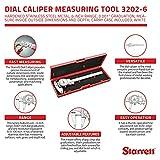 Starrett Dial Caliper Measuring Tool
