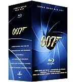 James Bond - Box Vol. 1+2: Jagt Dr. No/Liebesgrüsse aus Moskau/Feuerball/Leben und sterben lassen/In tödlicher Mission/Stirb an einem anderen Tag [Blu-ray]