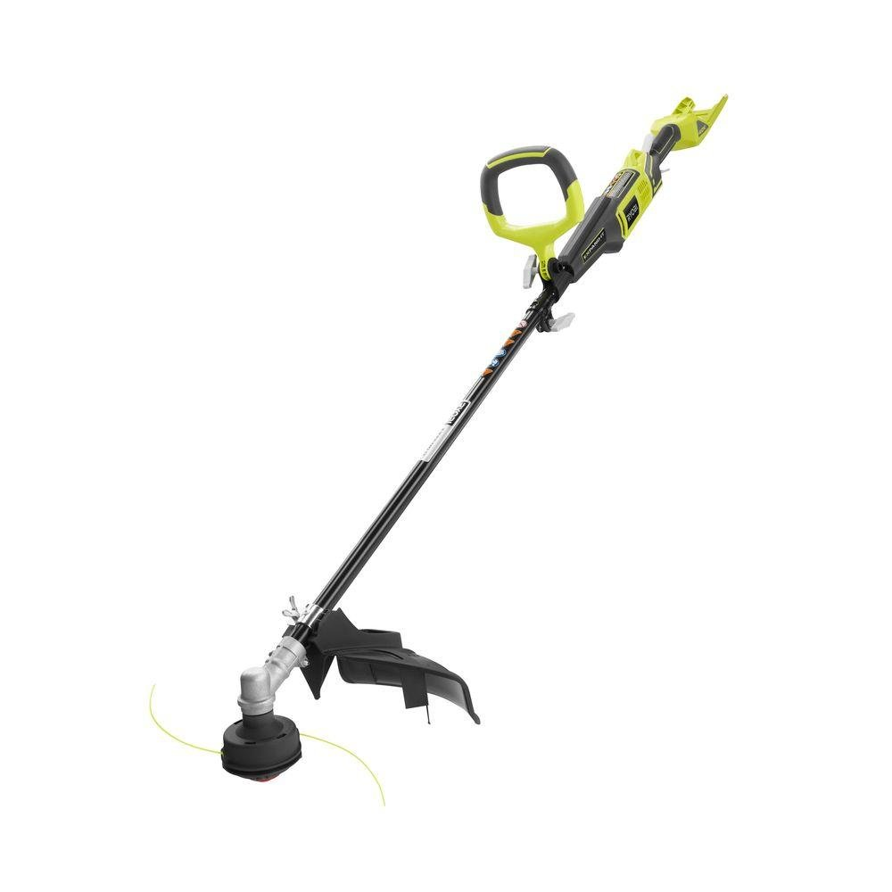 Ryobi RY40202 40-Volt X Lithium-ion Attachment Capable Cordless String Trimmer New (Tool Only)