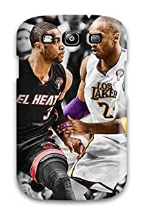 Best basketball nba NBA Sports & Colleges colorful Samsung Galaxy S3 cases