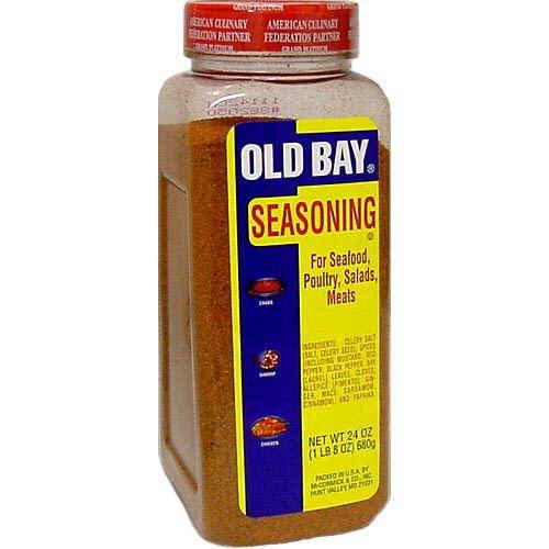 Old Bay Seasoning - 24oz - Case Pack of 4