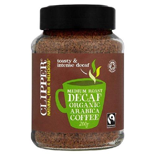 大人気新作 クリッパーフェアトレードインスタントカフェイン抜きのコーヒー200グラム (x 4) 4) - Clipper Fairtrade B01LY9BV68 Instant (x Decaffeinated Coffee 200g (Pack of 4) [並行輸入品] B01LY9BV68, GOOD DAY SHOP:6cff70ab --- svecha37.ru