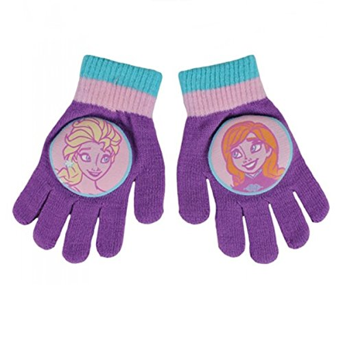 La Reine des Neiges - gants magique