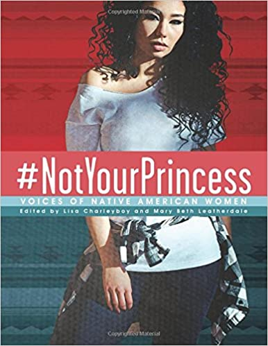 cover image of the book #NotYourPrincess