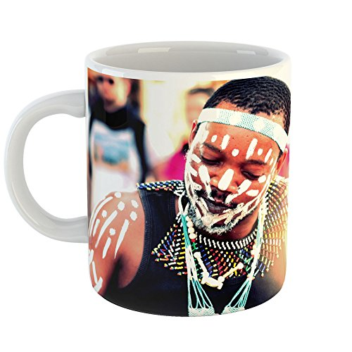 Westlake Art Africa Beading - 11oz Coffee Cup Mug - By Modern Picture Photography Artwork Home Office Birthday Gift - 11 Ounce (Costumes For Sale South Africa)