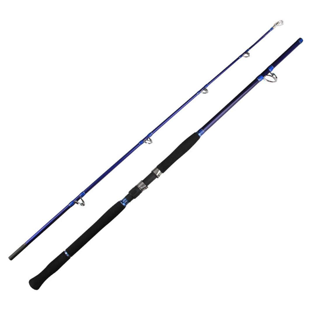 荒波が百貨店を使う 釣り竿釣り用品釣り竿炭素鋼棒適切な池リバーサイド 180cm  B07Q836B5Q