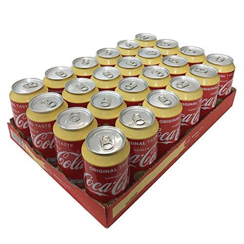 Coca Cola Vanilla – 24 x 330ml