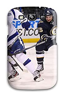 Excellent Design Tampa Bay Lightning (65) Phone Case For Galaxy S3 Premium Tpu Case