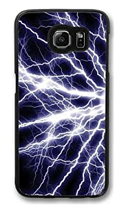 Electrify6 Polycarbonate Hard Case Cover for Samsung S6/Samsung Galaxy S6 Black