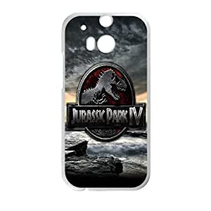 Diy Phone Cover Jurassic Park for HTC One M8 WEW929129