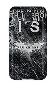 Everett L. Carrasquillo's Shop 3328115K31212902 Defender Case With Nice Appearance (the Dark Knight Rises 24) For Galaxy S5