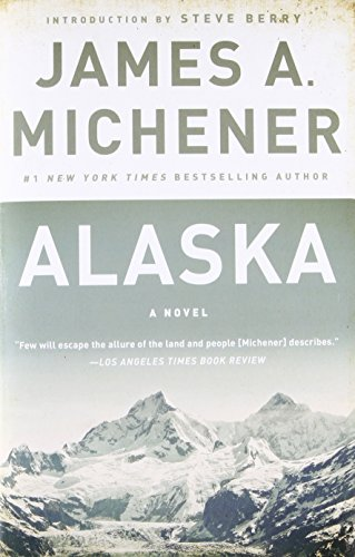 Alaska: A Novel James Berry