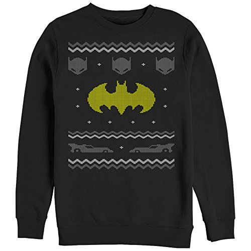 Batman Ugly Christmas Sweatshirt
