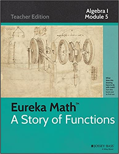 Amazon.com: Eureka Math, A Story of Functions: Algebra I, Module 5 ...