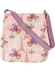 Ulster Weavers Paris Cotton Messenger Bag