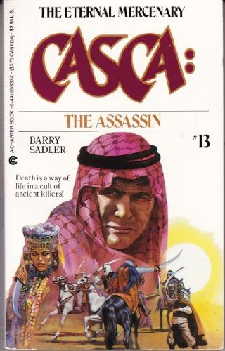 Full casca book series casca books in order for Bureau 13 book series