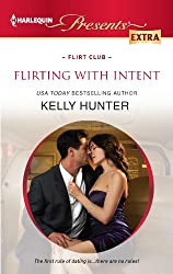 Flirting With Intent (The West Family Book 1)