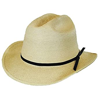 26284e2a37c2 Open Road Guatemalan Palm Leaf Straw Hat at Amazon Men s Clothing store
