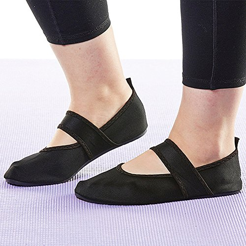 Futsole The Perfect Travel Shoe 4-Way Stretch Upper w/Skid Resistant Soles SM by CALLA HOLDINGS INC (Image #2)