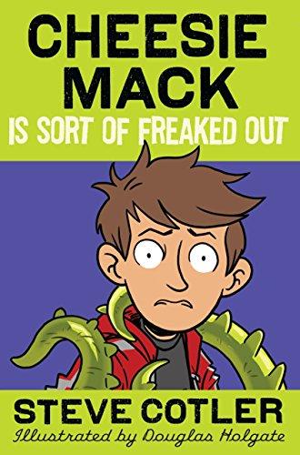 Cheesie Mack Is Sort of Freaked Out -