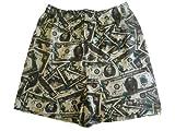 35 dollars - Brabo Inc. Men's Magic Boxer Shorts Dollars Design M (Waist 34-36
