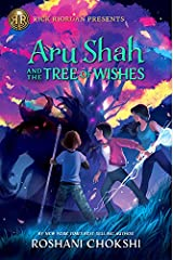 Aru Shah and the Tree of Wishes (A Pandava Novel Book 3) (Pandava Series) Hardcover