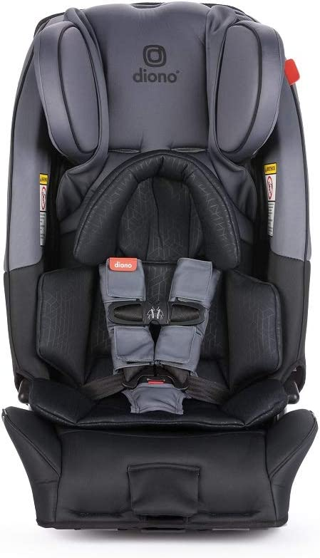 Purple Plum Diono Radian 3RXT Latch All-in-One Convertible Car Seat