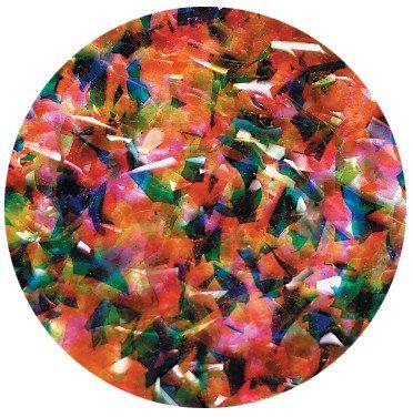 1oz ~ Rainbow Edible Glitter ~ CAKE DECORATING ~ NEW ~ LOOK!!!