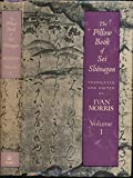 The Pillow Book of Sei Shonagon, Vol. 1