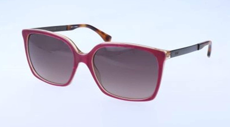 9655650367da Fendi Logo Oversize Mauve Sunglasses: Amazon.ca: Clothing & Accessories