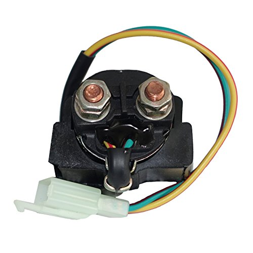 Motadin Starter Relay Solenoid for CAN-AM DS 90 X MINI 2008-2016 CANAM (Can Am Relay)