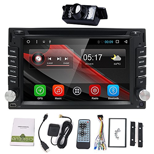 Android Quad Core Touch screen Universal Navigation