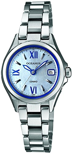 CASIO watch OCEANUS Oceanus Tough Solar radio clock 3-year warranty OCW-70PJ-7AJF Ladies