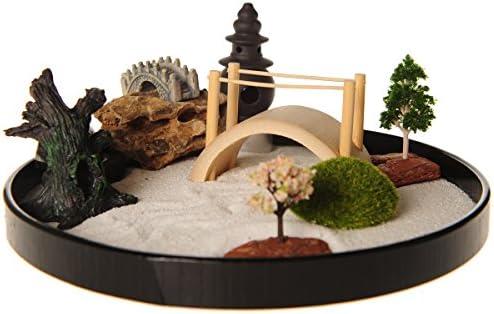 Juego de accesorios y herramientas para jardín Zen de ICNBUYS: Amazon.es: Hogar