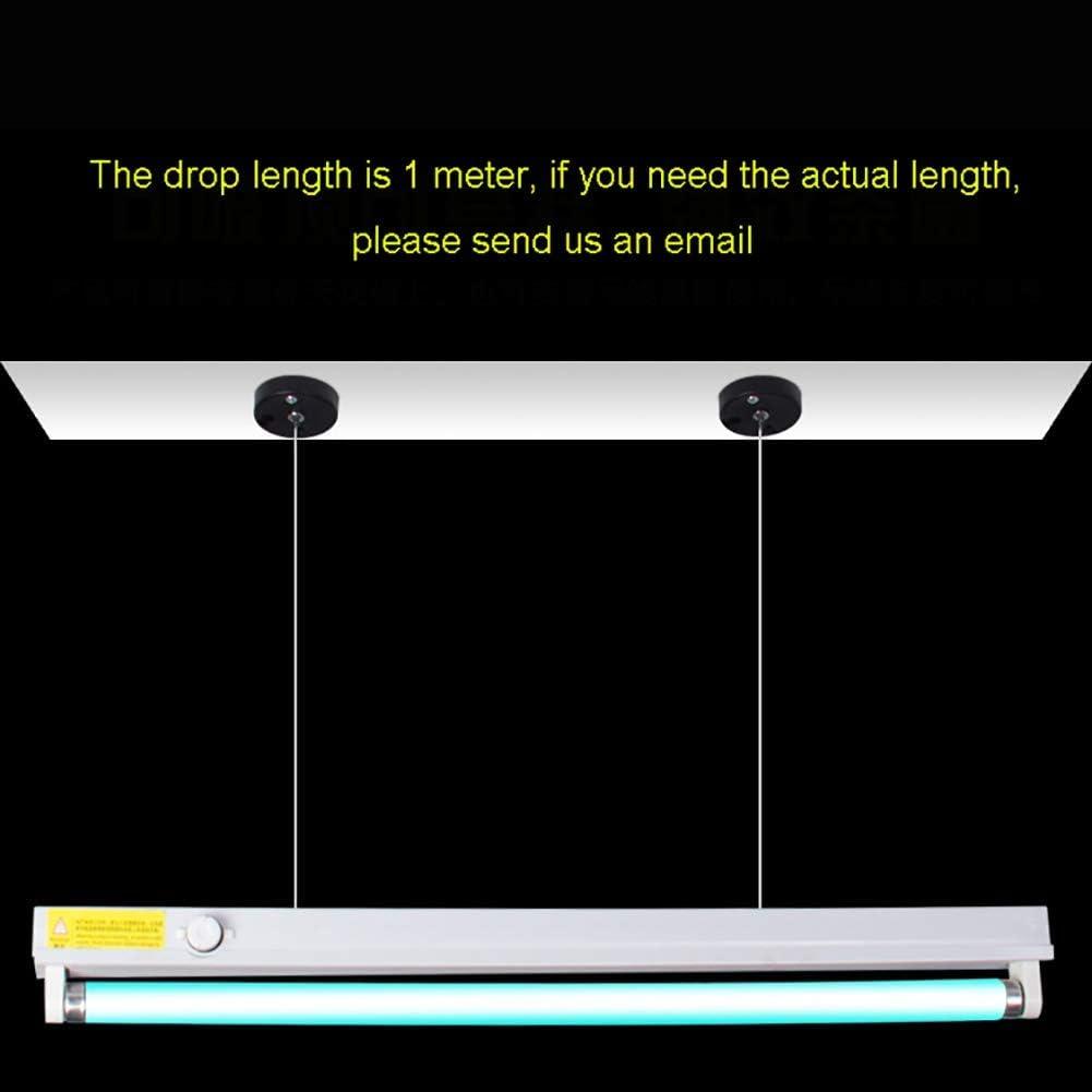 Und Milbenentfernungsfunktion,8W ZZXXMM Sterilisation Lampe Uvc Keimt/ötende Lichter UV-C Lampe Desinfektion Umfassende Sterilisations