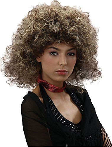 80s fancy dress afro - 3